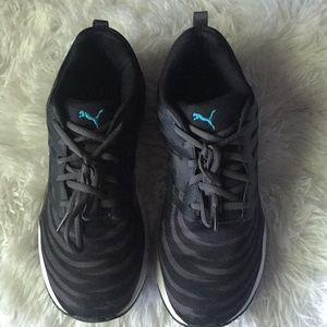 Puma flare graphic running shoe men's size 8.5